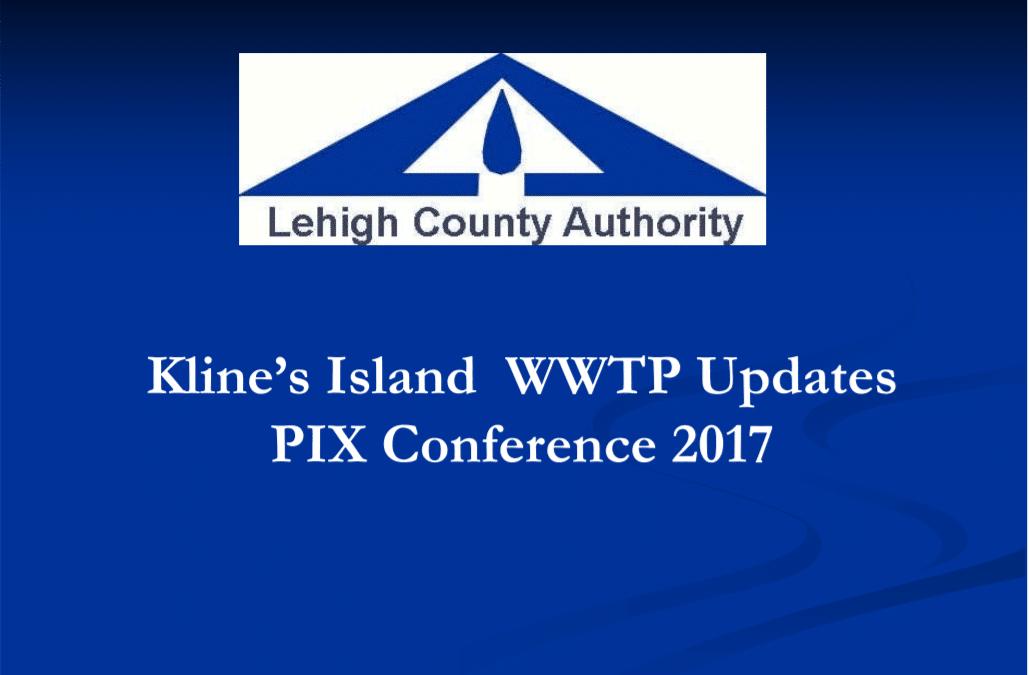 Klines Island WWTP – Update
