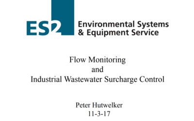 Surcharge Flow Monitoring