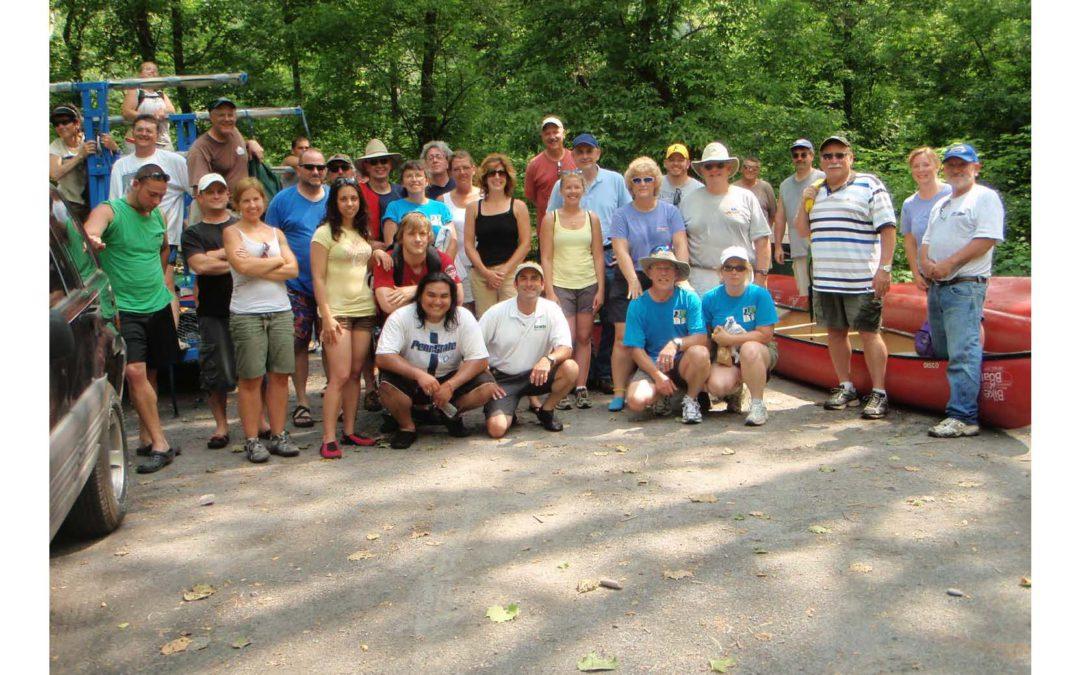 Lehigh River Canoe Trip